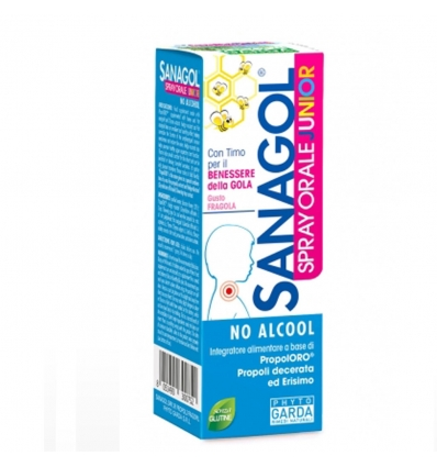 Phyto Garda Sanagol junior spray 20ml